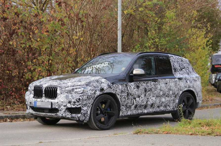 2017 BMW X3 M Performance