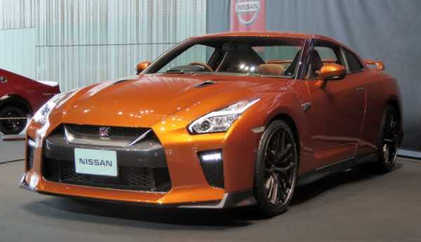 2017 Nissan GT-R Launched