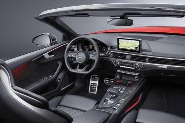 2018 Audi A5 Cabriolet Revealed