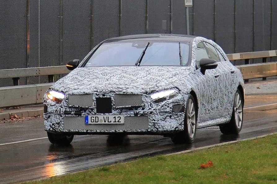 2018 Mercedes Benz CLS