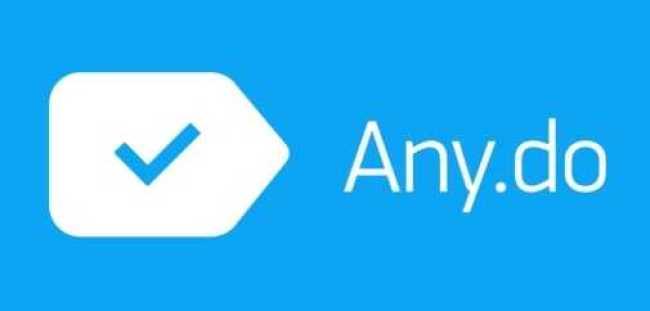 Any.do app