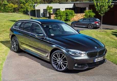BMW G31 5 Series Touring