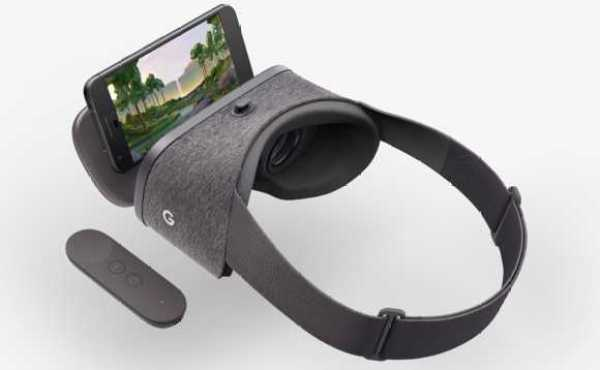 Daydream View Fancy VR Headset