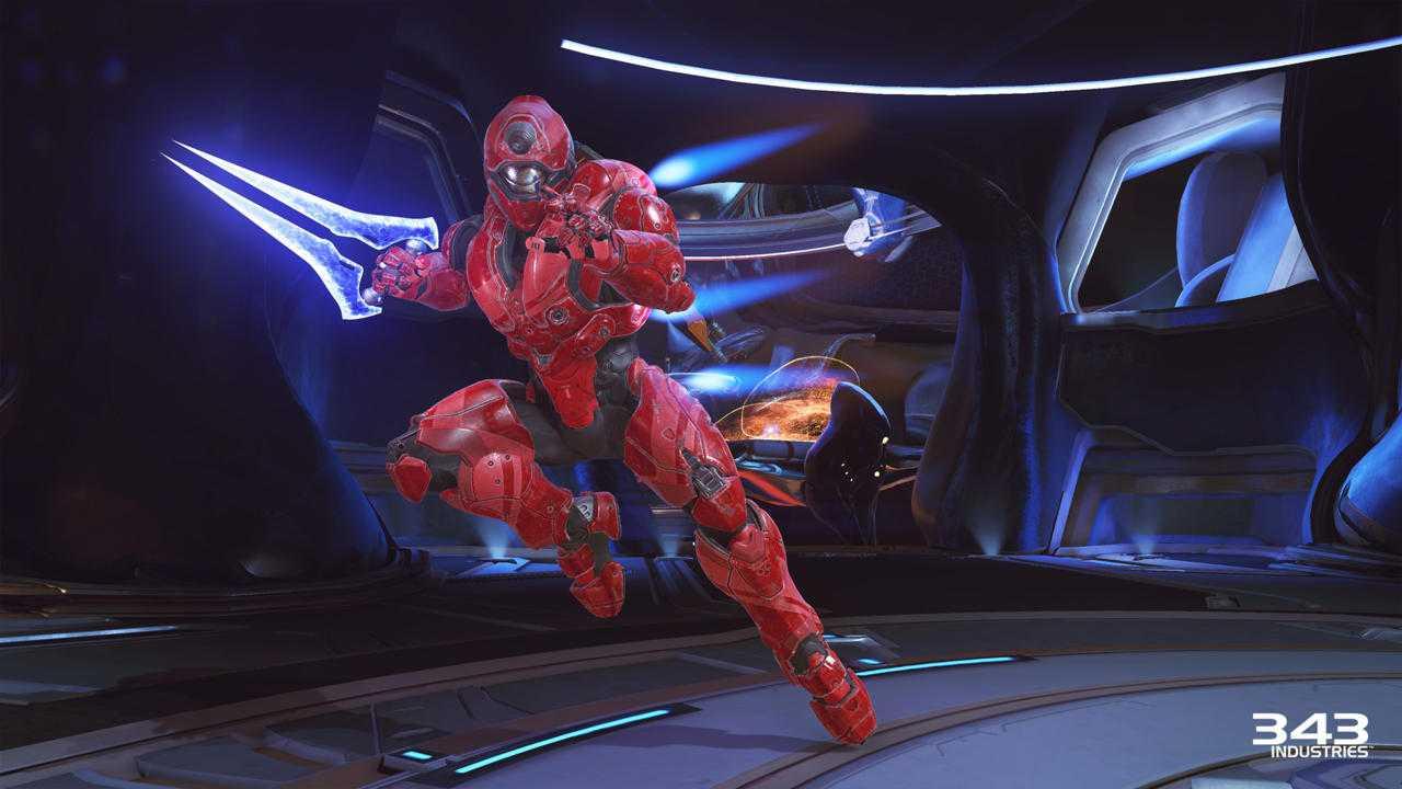 Halo 5 Server Improvements, Bug Fixes and Classic Playlist