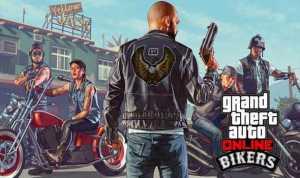 GTA 5 Online Biker
