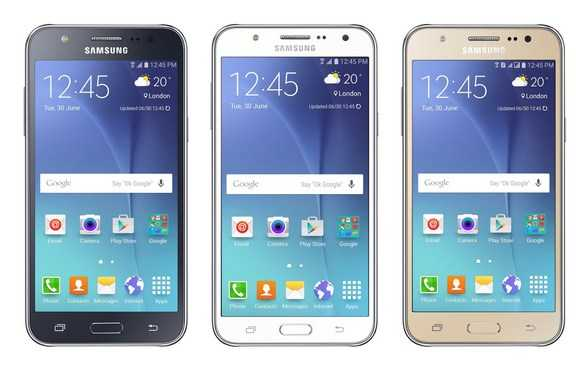 Samsung Galaxy A5 A7 And J3