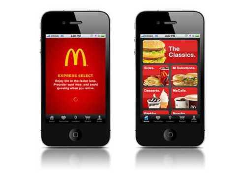 McDonald App