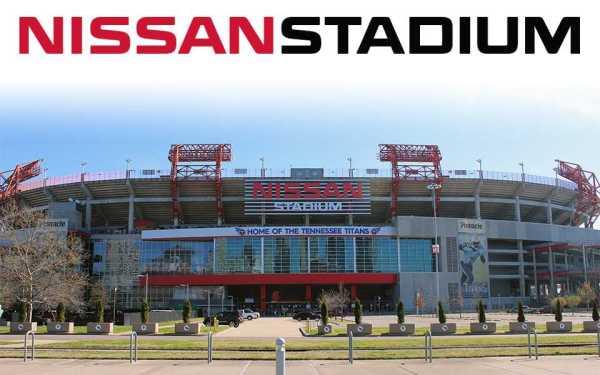 Nissan Stadium Network Connectivity