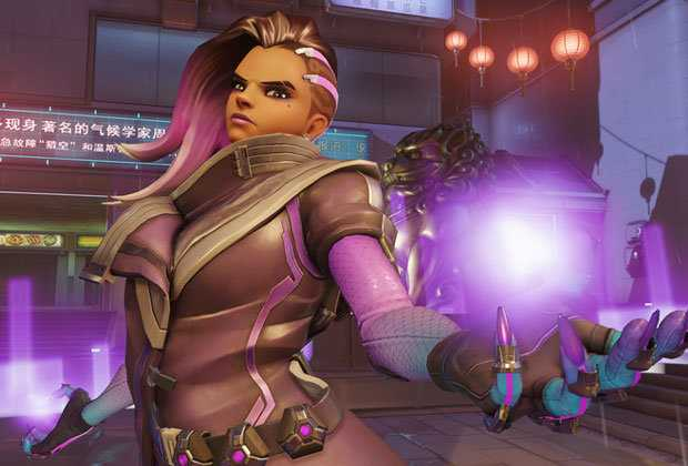 Overwatch New Hero Sombra