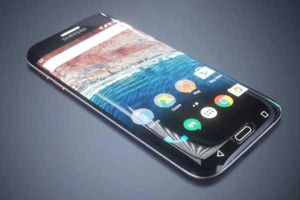 Samsung Curved Edge Displays