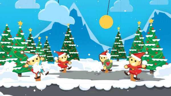 Santa Tracker TV App