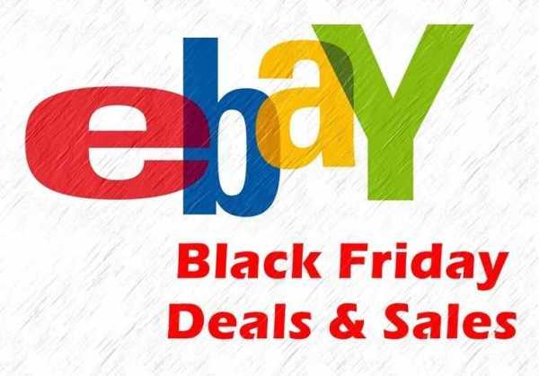 eBay Black Friday Sales