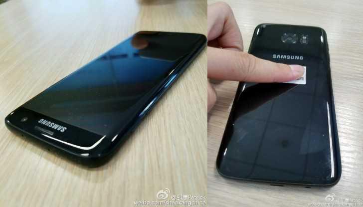 Samsung Galaxy S7 Edge Getting A Pearl Black Variant This Week