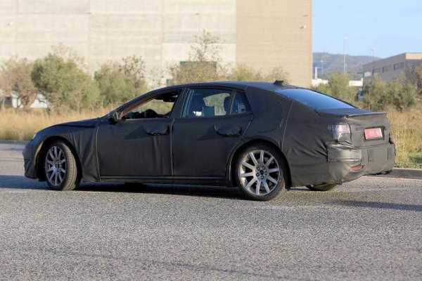 2018 Lexus LS Design Revealed