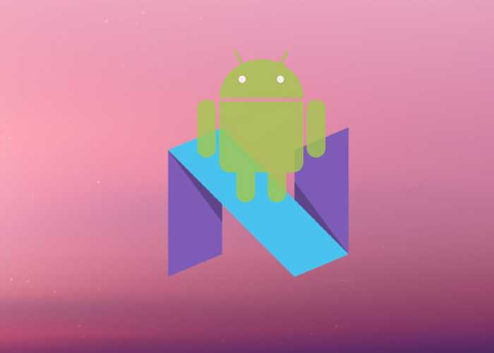 Android Nougat 7.1.1