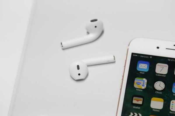 Apple iPhone 7 AirPods Delay