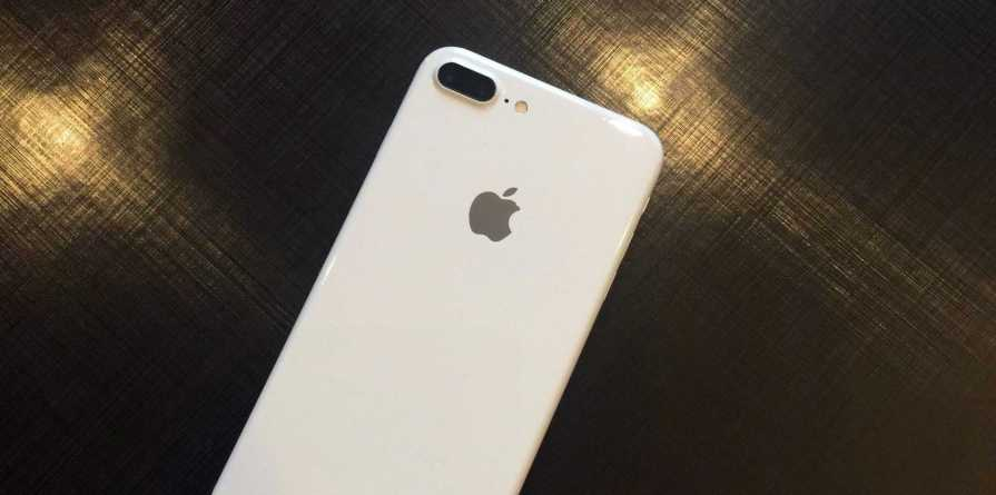 iPhone Jet White Editions