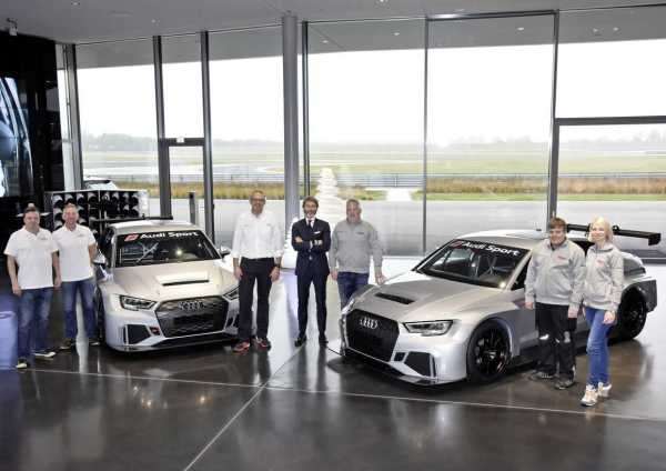 Audi RS3 LMS Pricing
