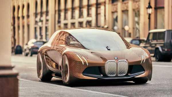 BMW iNext Autonomous