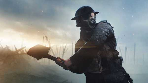 Battlefield 1 Custom Weapons