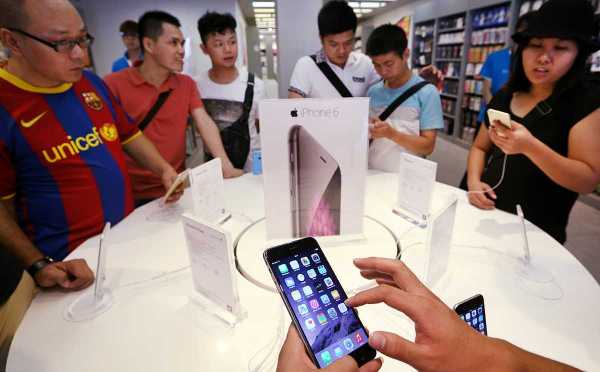 Chinese government Attacks Apple