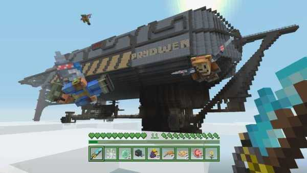 Fallout Mash-Up Pack for Minecraft