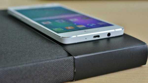 Galaxy S8 No Headphone Jack