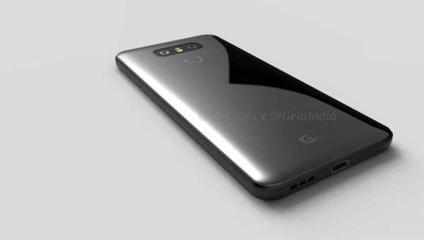 LG G6 Released