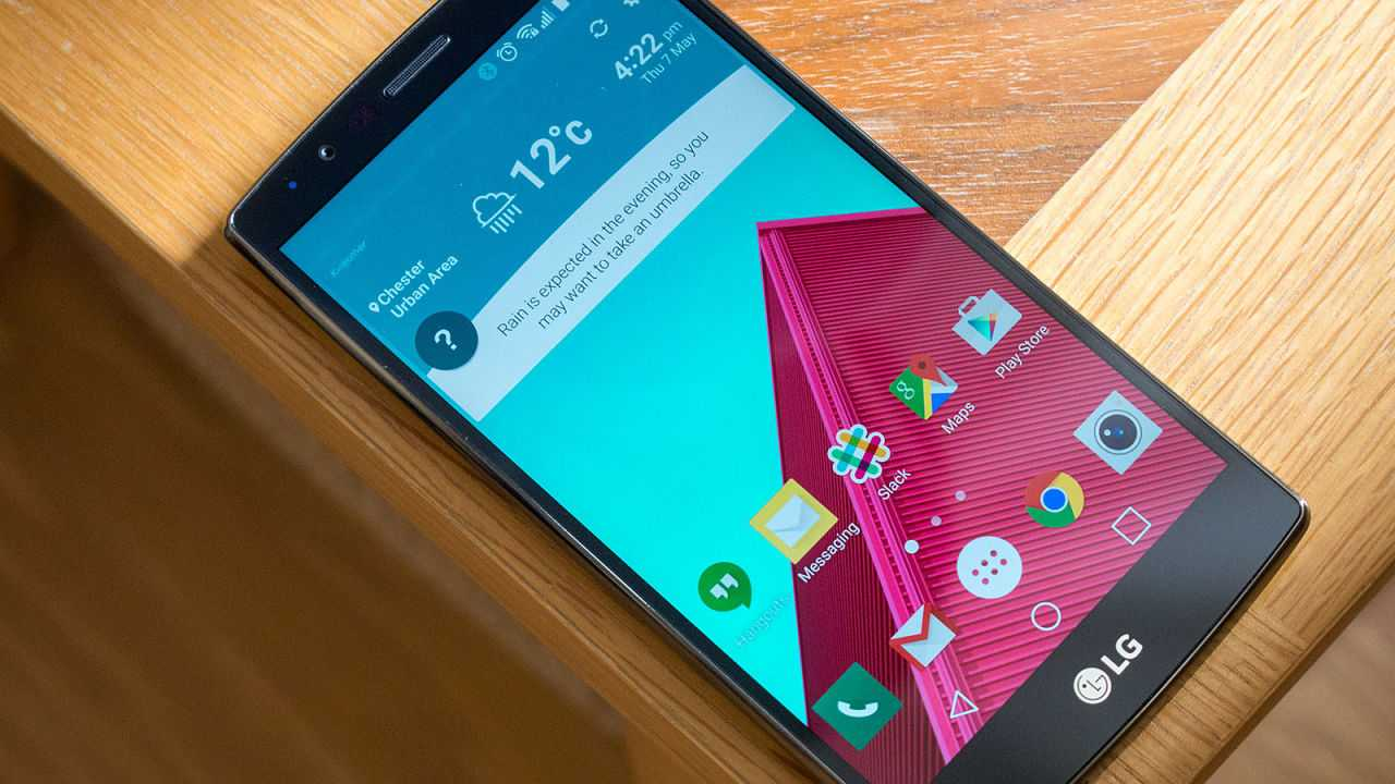 LG G6 flagship could be a waterproof, non-modular phone