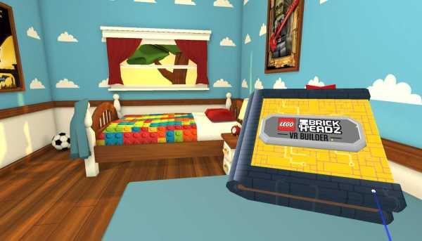 Lego Brickheadz Daydream VR