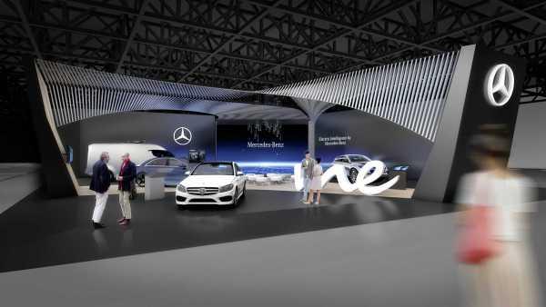 Mercedes Benz CASE Concept