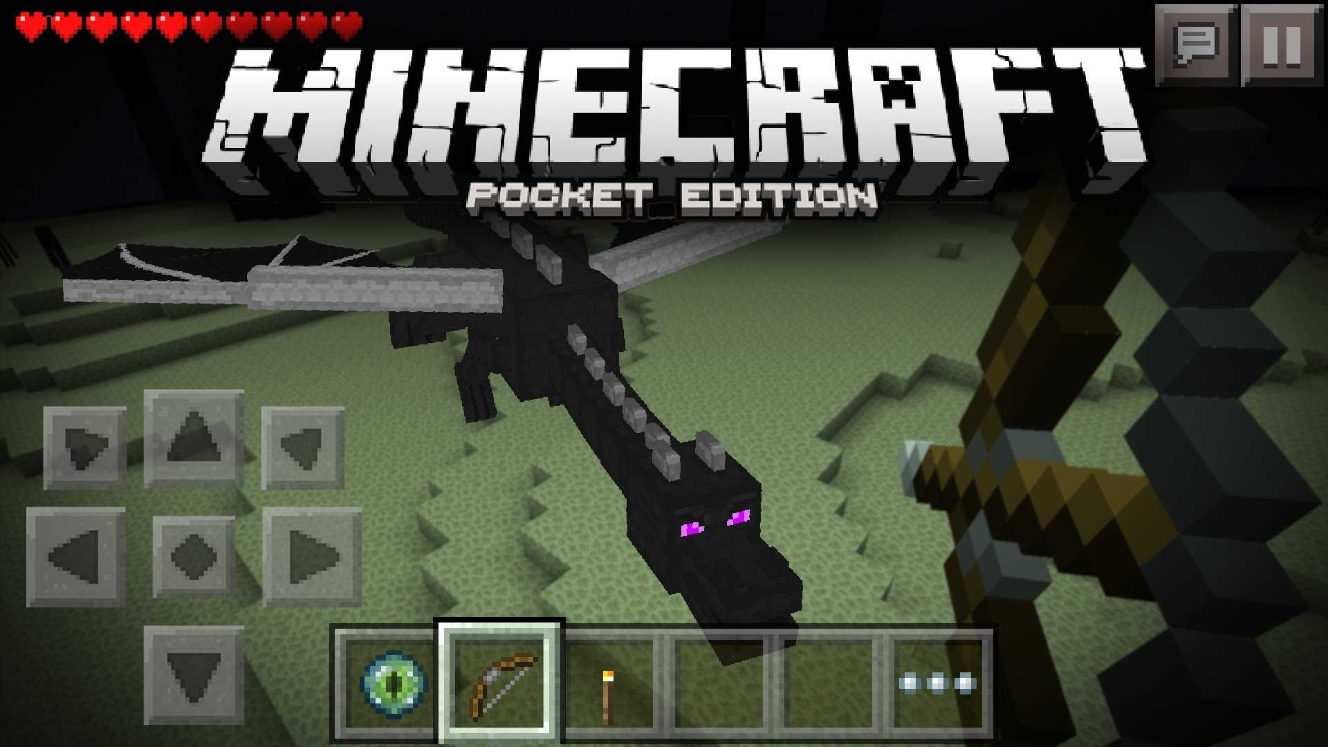 Minecraft Pocket Edition to Receive New Music, Boss Fight with Ender