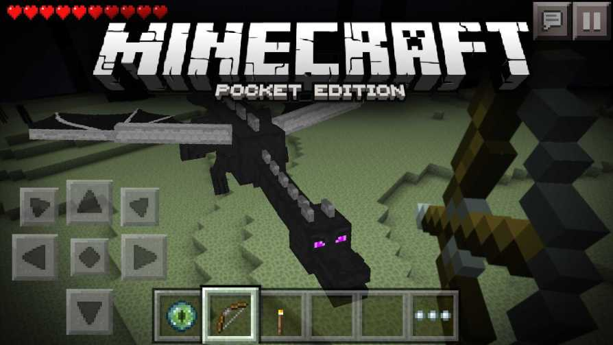 Minecraft Pocket Edition Update