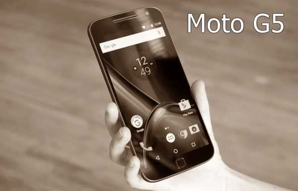2017's Motorola Moto X Model Leaked Images