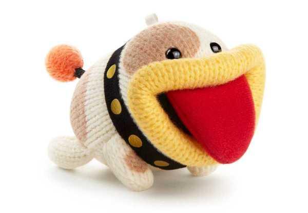 Poochy& Yoshi's Woolly World