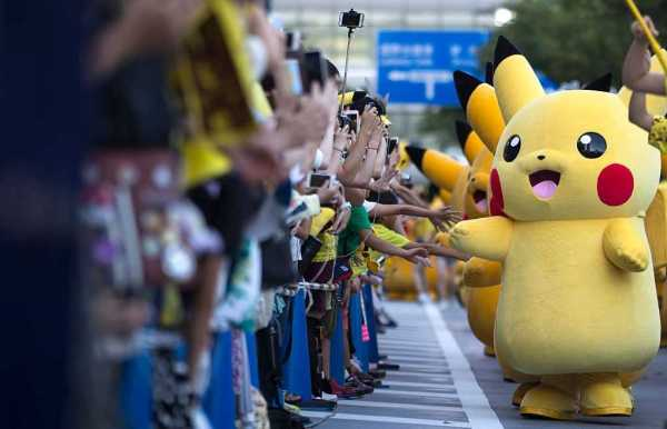 Pokemon Go Holiday Event