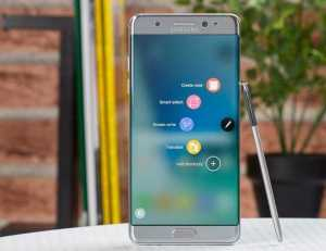 Samsung Galaxy Note 7 issues