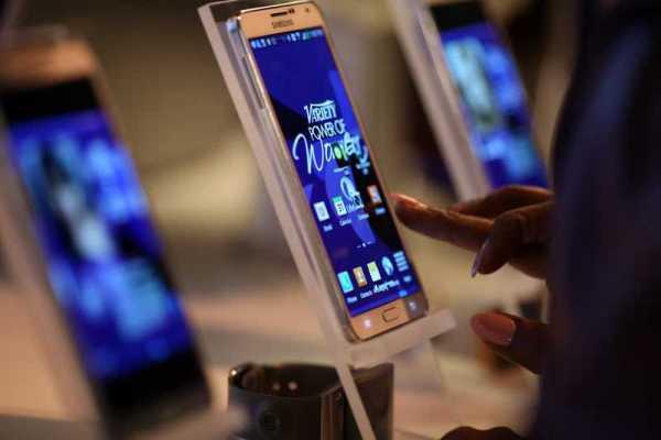 Samsung Galaxy Optical Fingerprint Sensor