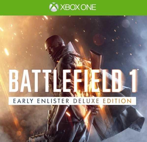 Xbox One Game Battlefield 1