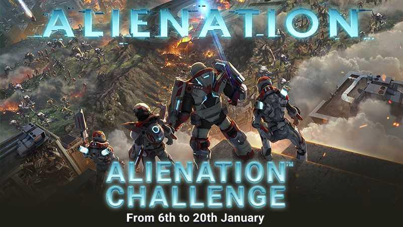 Alienation Challenge