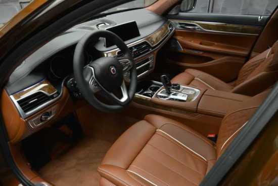 BMW Alpina B7 Gets BiTurbo