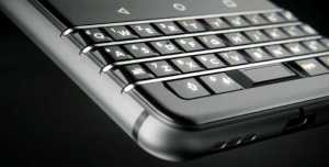 TCL BlackBerry phone