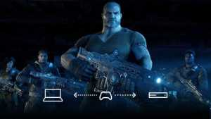 Gears of War 4 Cross Platform Play