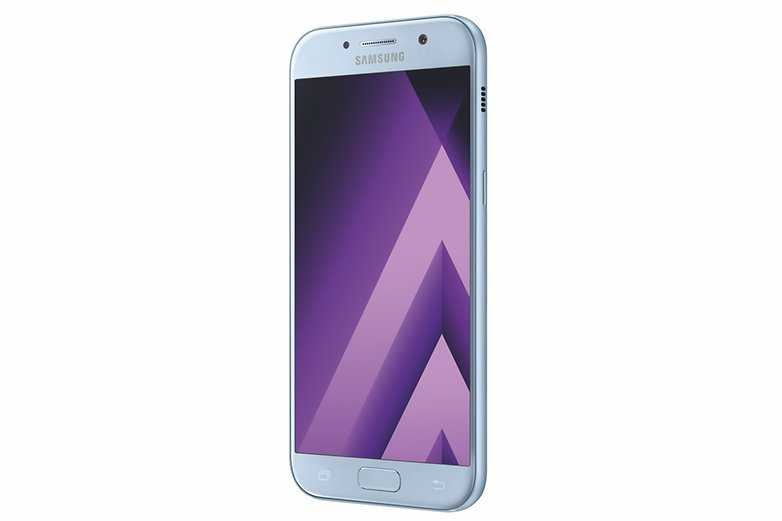 Where The Galaxy A3 2017 Comes With A 47 Inch Display Screen A5 Has 52 While A7 Ships An Even Larger 57