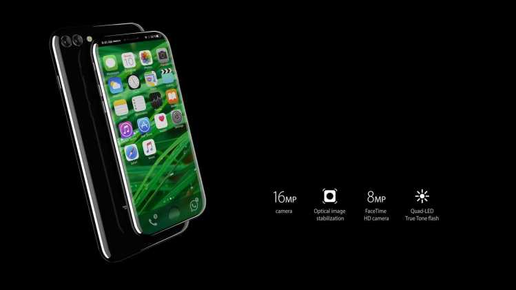 Apple iPhone 8 rumors