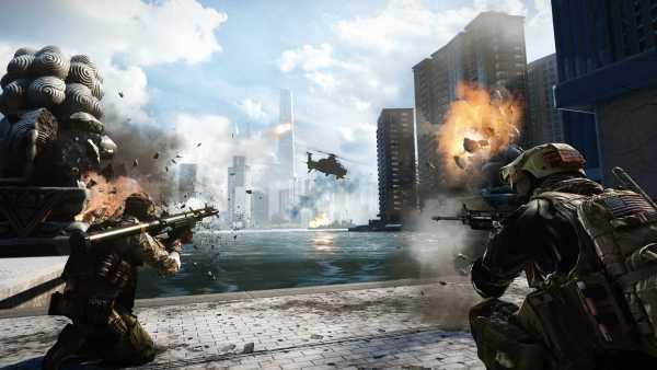 Battlefield 4 Get New User Interface