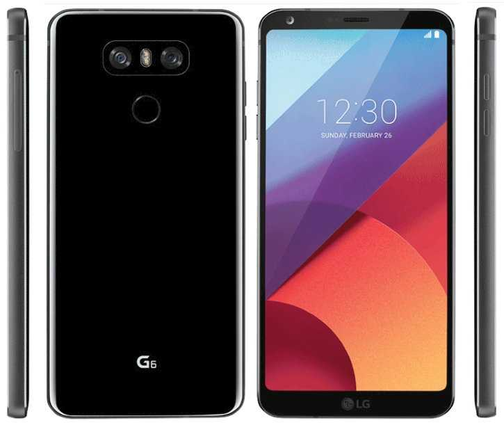LG G6 could get 3D facial recognition functionality in June
