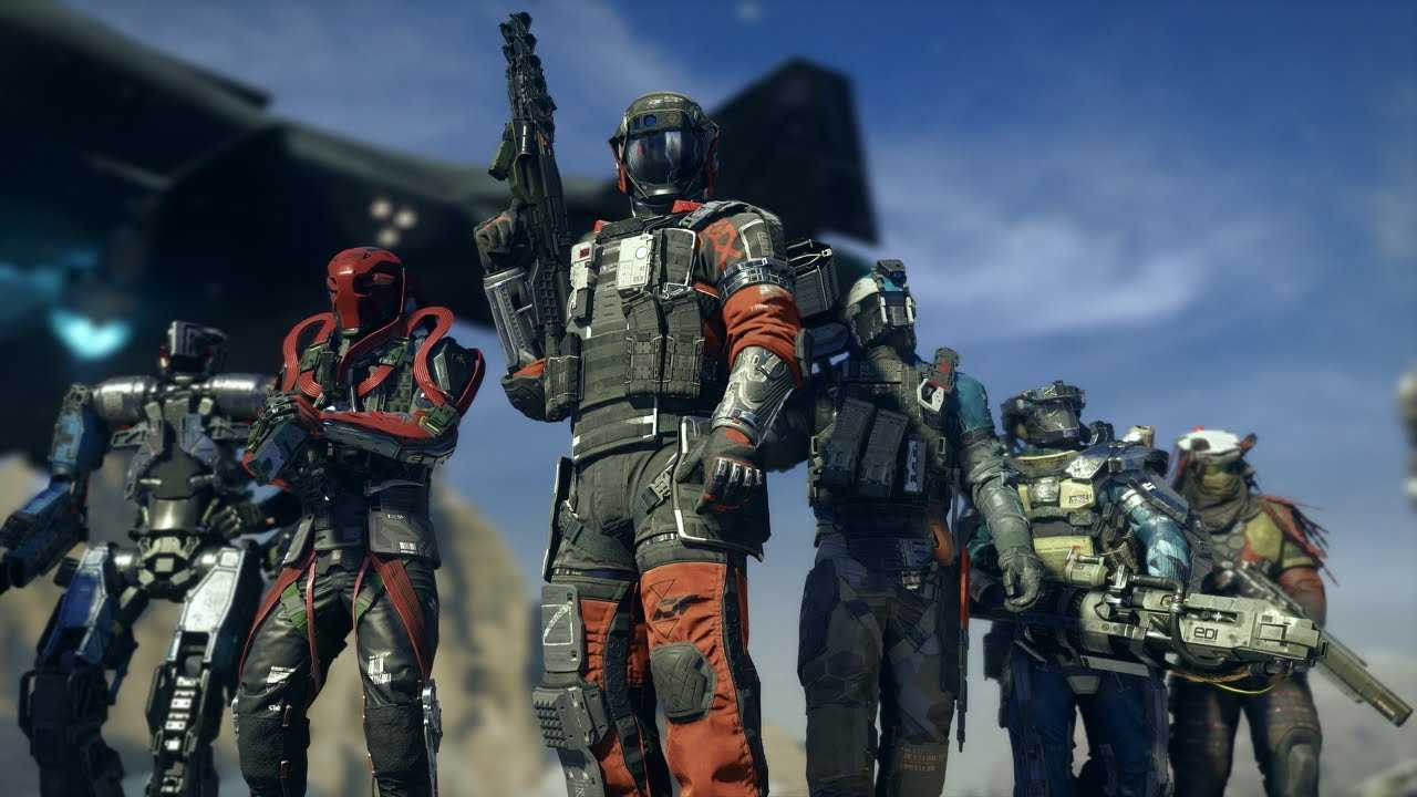 'Call of Duty: Infinite Warfare' (ALL) Free Multiplayer Weekend On Steam