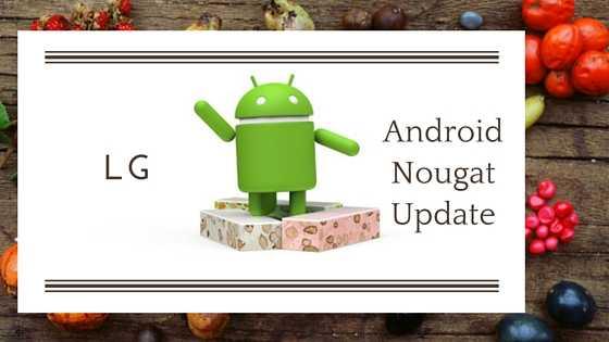 LG Stylo 2 Plus Android 7.0 Nougat