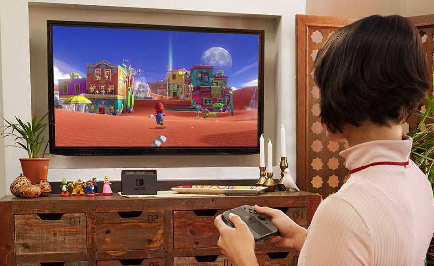 Nintendo Switch Rumor